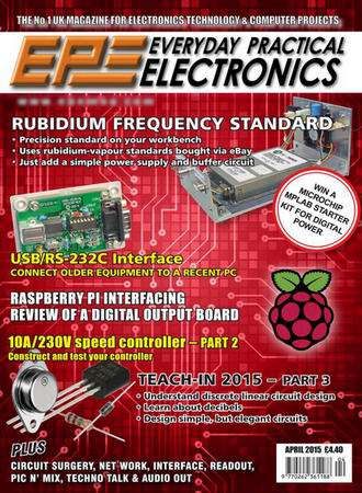 Everyday Practical Electronics №4 2015