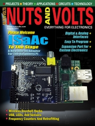 Nuts and Volts №8 2014