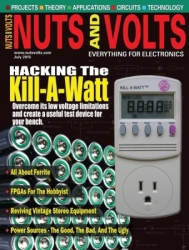 Nuts and Volts №7 2015