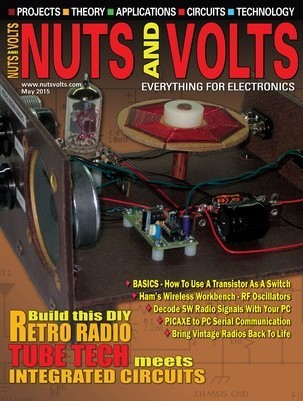 Nuts and Volts №5 2015