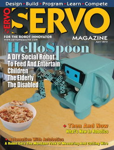 Servo Magazine №4 2015