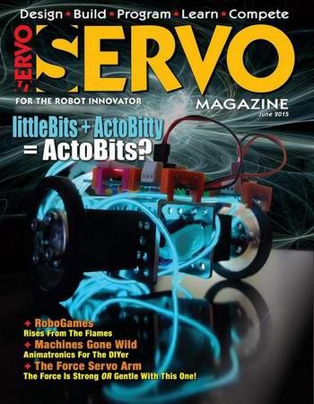 Servo Magazine №6 2015
