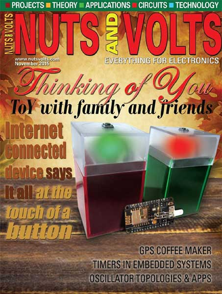 Nuts and Volts №11 2015