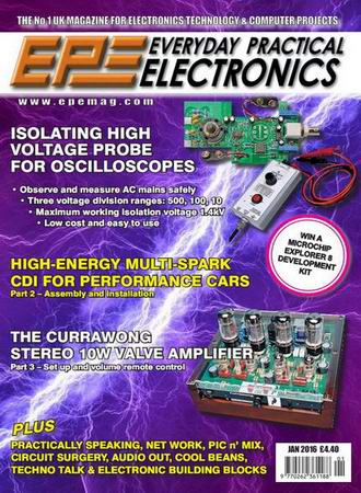 Everyday Practical Electronics №1 2016