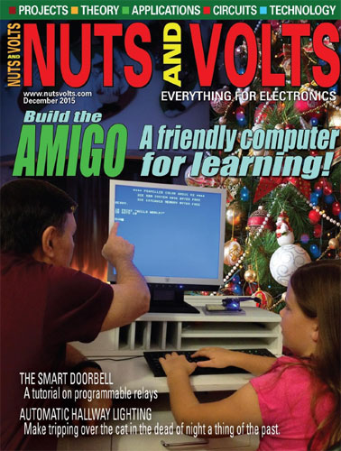 Nuts and Volts №12 2015