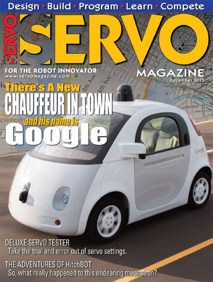 Servo Magazine №12 2015