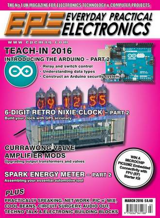 Everyday Practical Electronics №3 2016