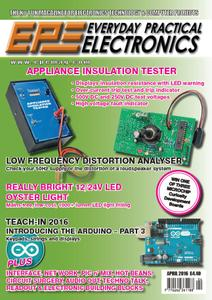 Everyday Practical Electronics №4 2016