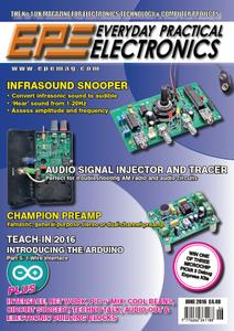 Everyday Practical Electronics №6 2016