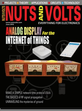 Nuts and Volts №6 2016