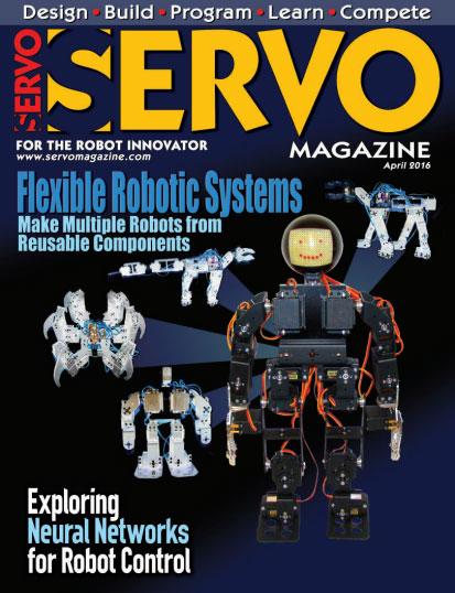 Servo Magazine №4 2016
