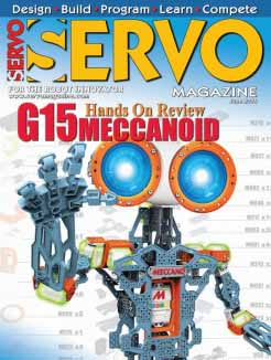 Servo Magazine №6 2016