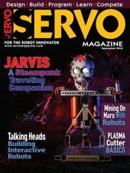 Servo Magazine №9 2016