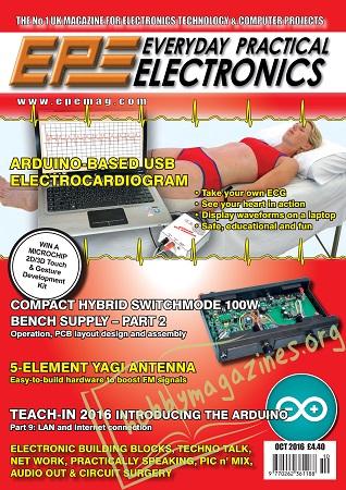 Everyday Practical Electronics №10 2016