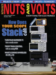 Nuts and Volts №10 2016