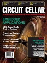 Circuit Cellar №1 2011