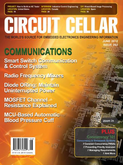 Circuit Cellar №263,2012