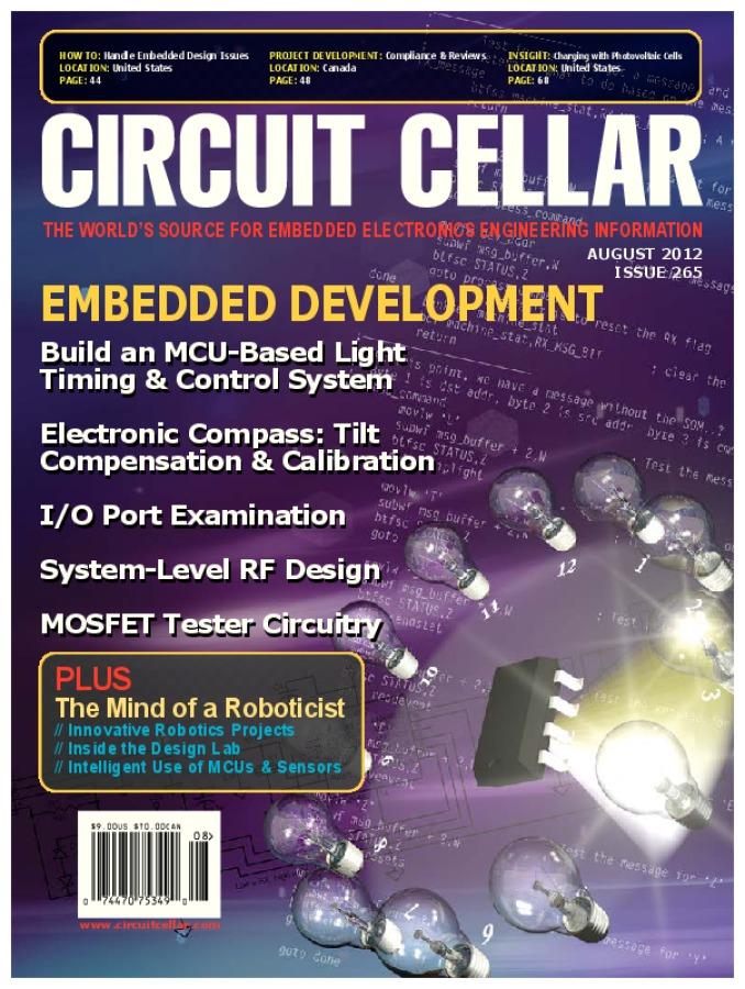 Circuit Cellar №265,2012