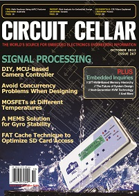 Circuit Cellar №267 2012