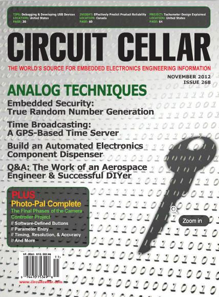 Circuit Cellar №268,2012