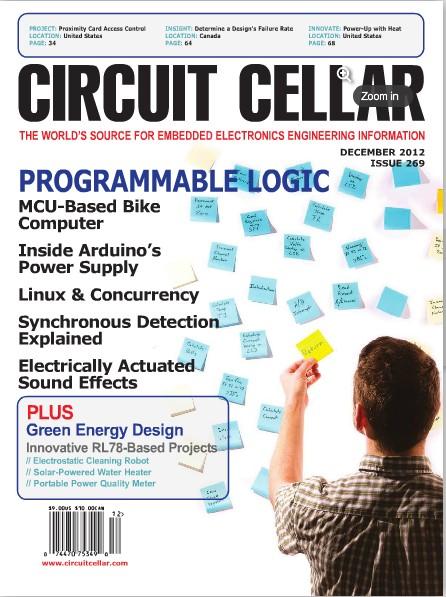 Circuit Cellar №269,2012