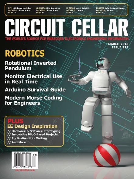 Circuit Cellar №272,2013