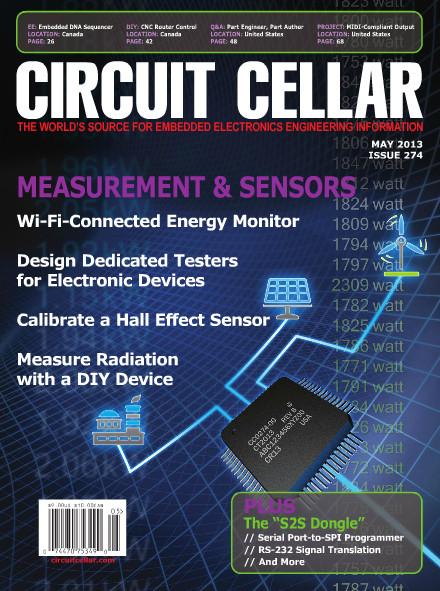 Circuit Cellar №274,2013