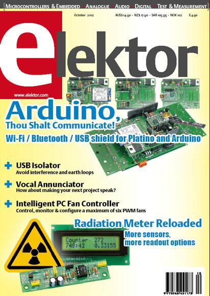 Elektor №10, 2012