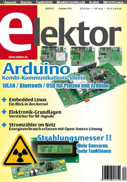 Elektor №10 2012 (German)