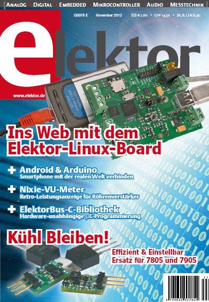Elektor №11 2012 (German)