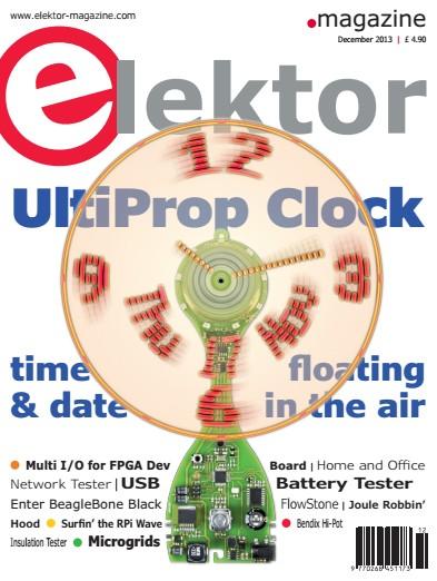 Elektor Electronics №12 2013