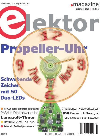 Elektor Electronics №12 2013 (Ger)