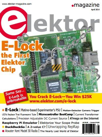 Elektor Electronics №4 2014