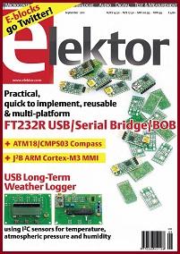 Elektor Electronics №9 2011 (UK)