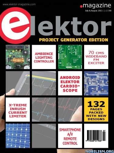 Elektor Magazine №7-8 2013 (uk)