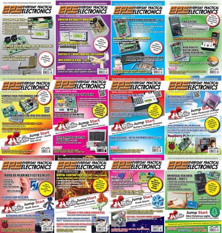 Everyday Practical Electronics №1-12 2013