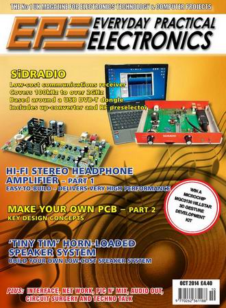 Everyday Practical Electronics №10 (October 2014)