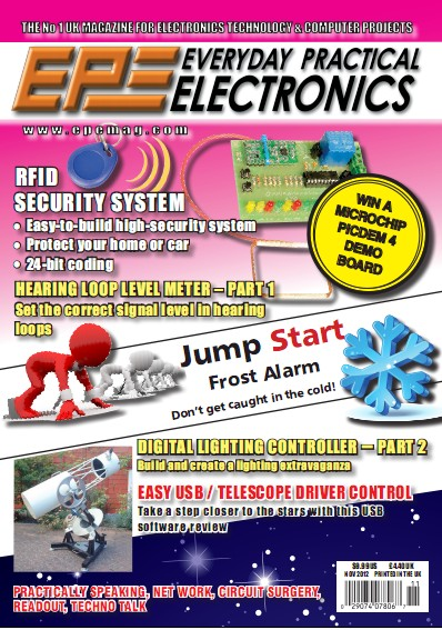 Everyday Practical Electronics №11, 2012