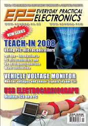 Everyday Practical Electronics №11 2007
