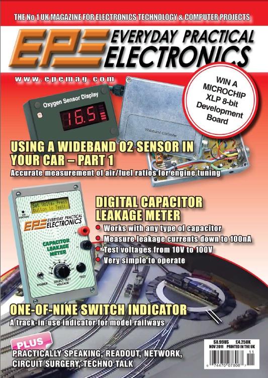 Everyday Practical Electronics №11 2011