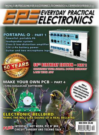 Everyday Practical Electronics №12 (December 2014)