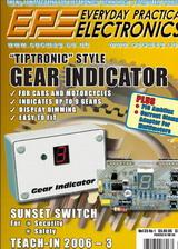 Everyday Practical Electronics №1 2006