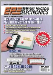 Everyday Practical Electronics №1 2010