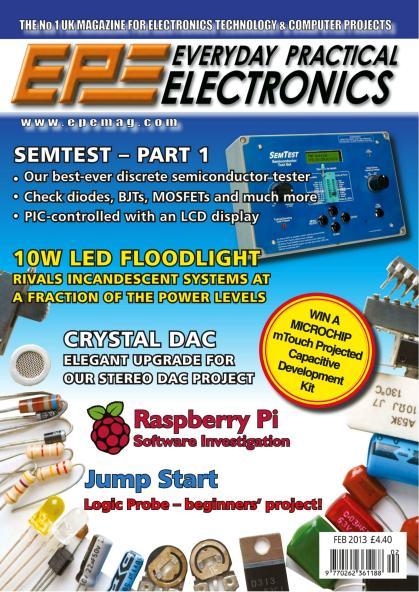 Everyday Practical Electronics №2 2013