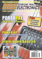 Everyday Practical Electronics №3 2006