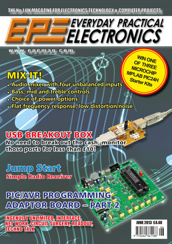Everyday Practical Electronics №6,2013