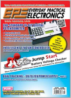Everyday Practical Electronics №7, 2012