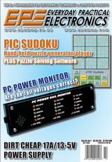Everyday Practical Electronics №7 2006