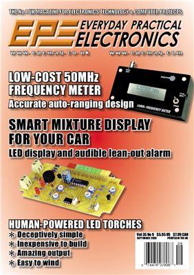 Everyday Practical Electronics №9 2006