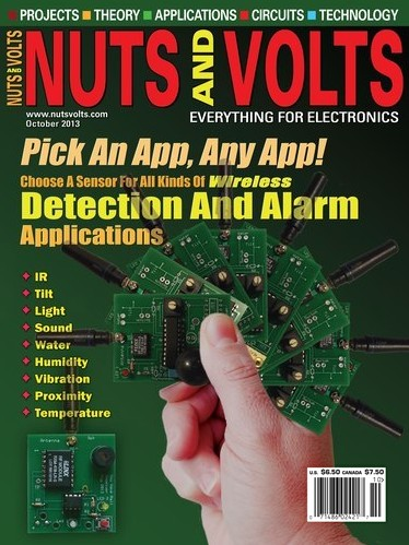 Nuts and Volts №10,2013